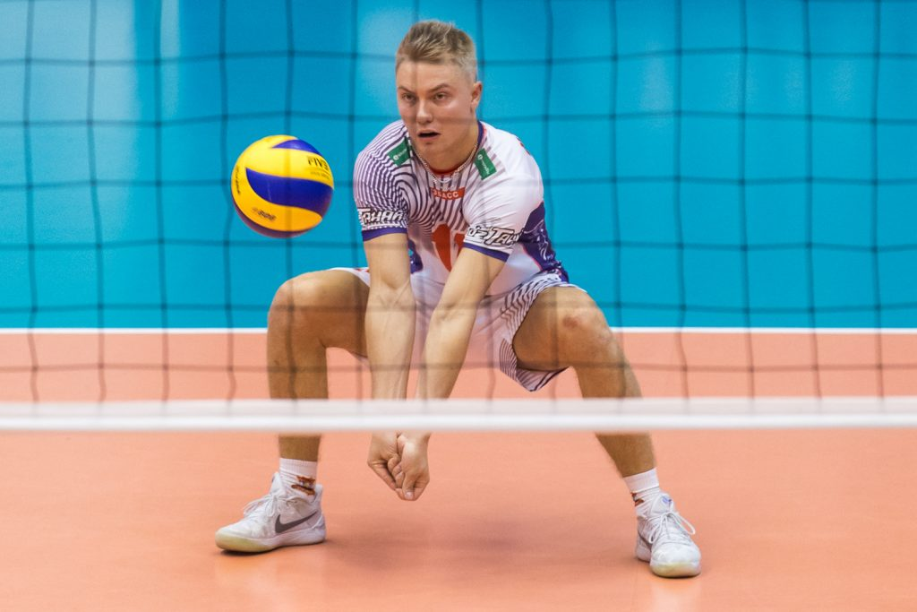 Lauri Kerminen. Kuva: volley.ru