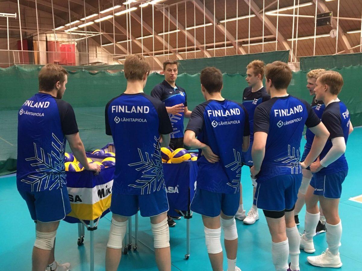 Suomen lentopallonuoret jäävät ilman mitalia EM-kisoissa