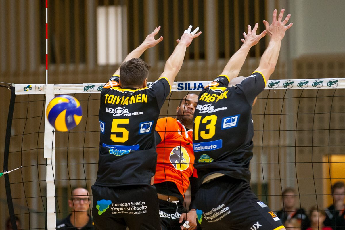 Oulun Etta romutti LEKA Volleyn voittoputken