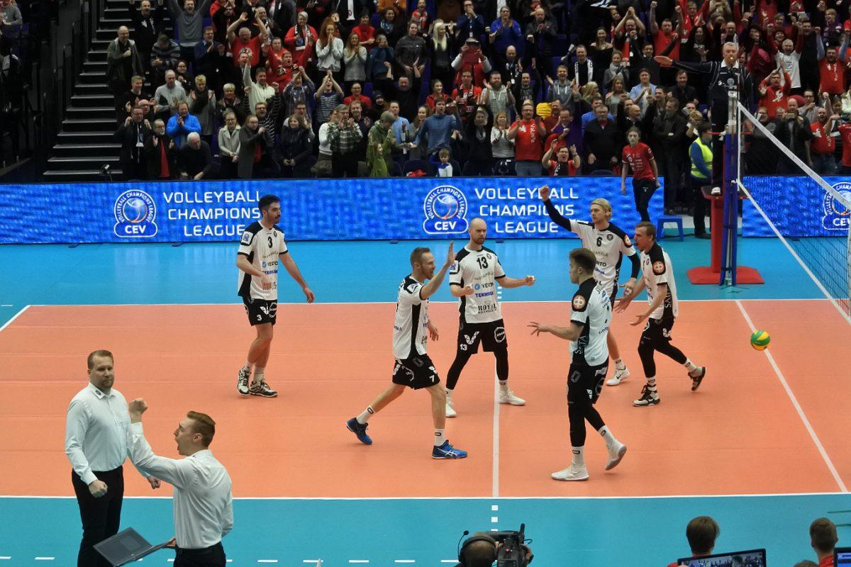"""VaLePa lähtee Mestarien liigaan: """"Suomalaisen lentopallon kehittyminen vaatii kovia kansainvälisiä otteluita"""""""