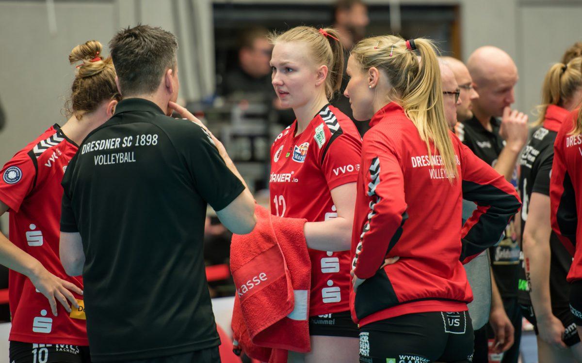 Piia Korhosen joukkueelle sokkitappio lentopallon Bundesliigassa