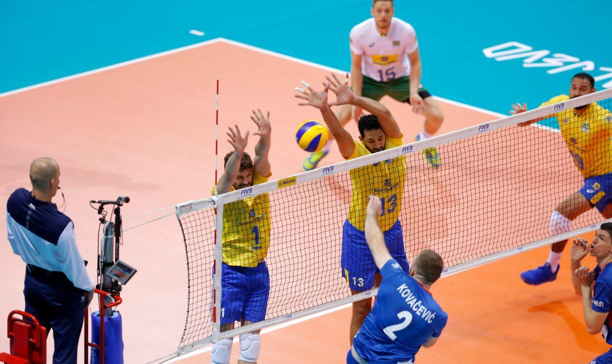 Olympiavoittaja Brasilia avasi vakuuttavasti – Wallace pistekuninkaana
