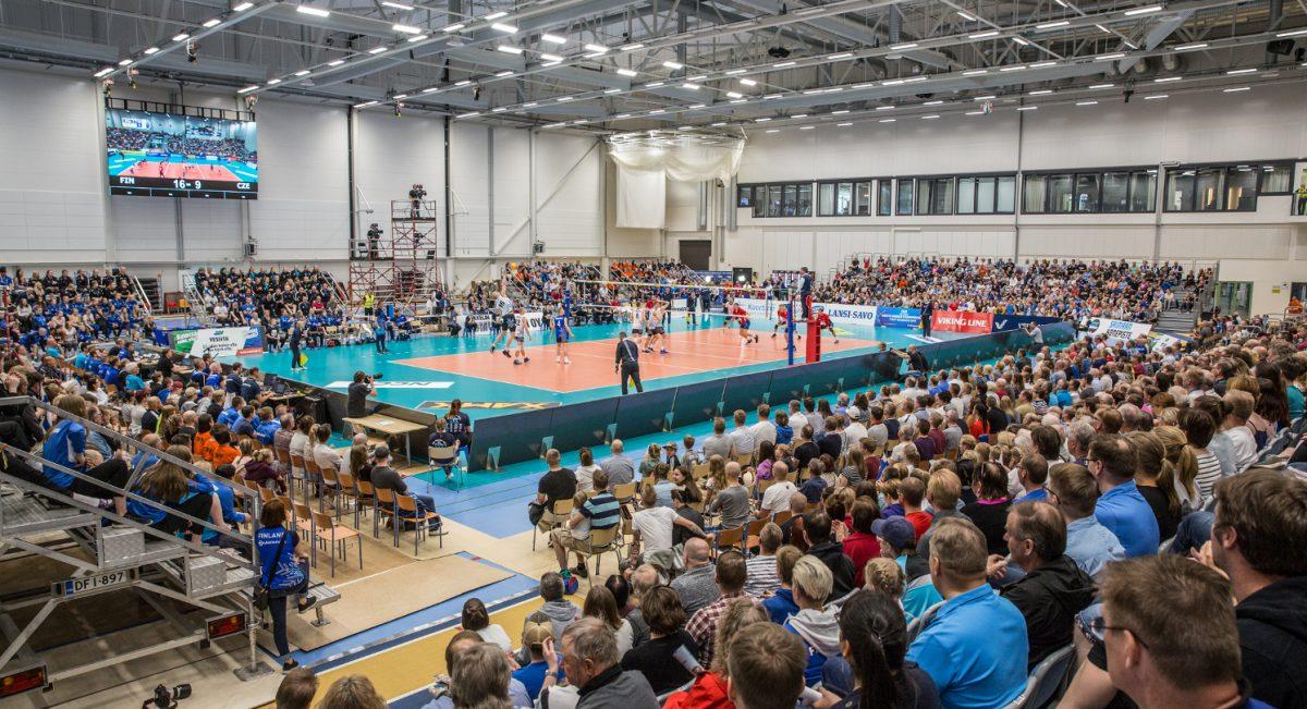 Helsinki valitsi: PuMa-Volley vuoden urheiluseura, Janne Heikkisestä legenda