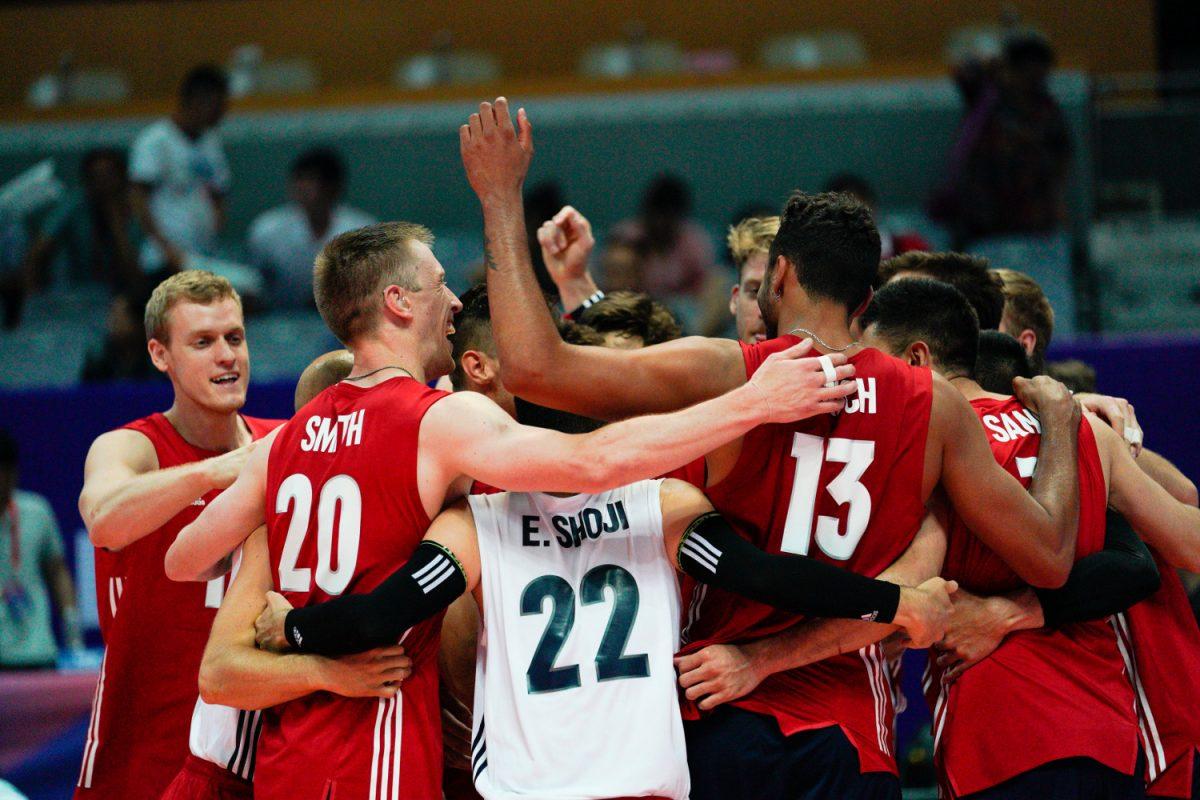 USA ja hallitseva maailmanmestari Puola voittoihin lentopallon kansainvälisessä liigassa