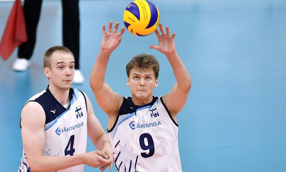 Niko Suihkonen ponnisti nuorten joukkueesta MM-kisaehdokkaaksi