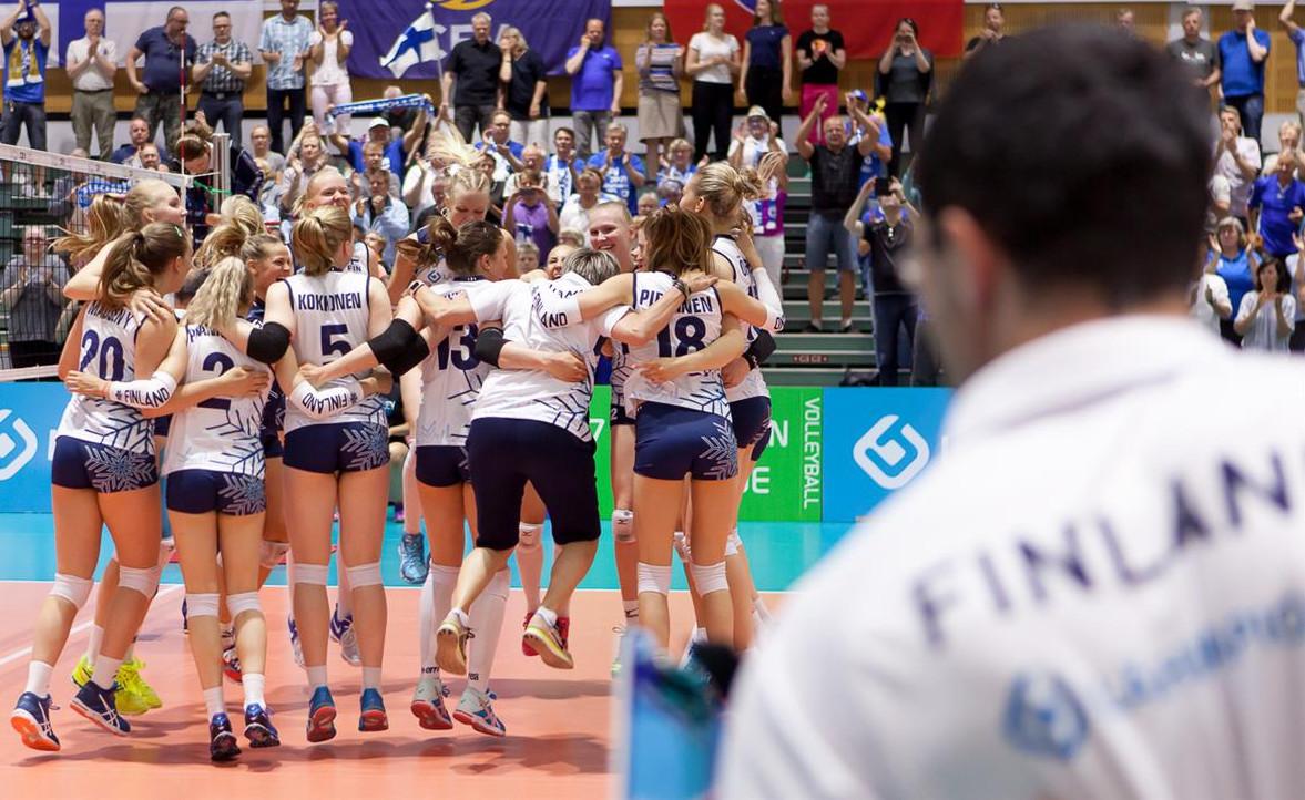 Lentopallon naisten Mestaruusliiga: Kauden parhaat pelaajat 2019–2020