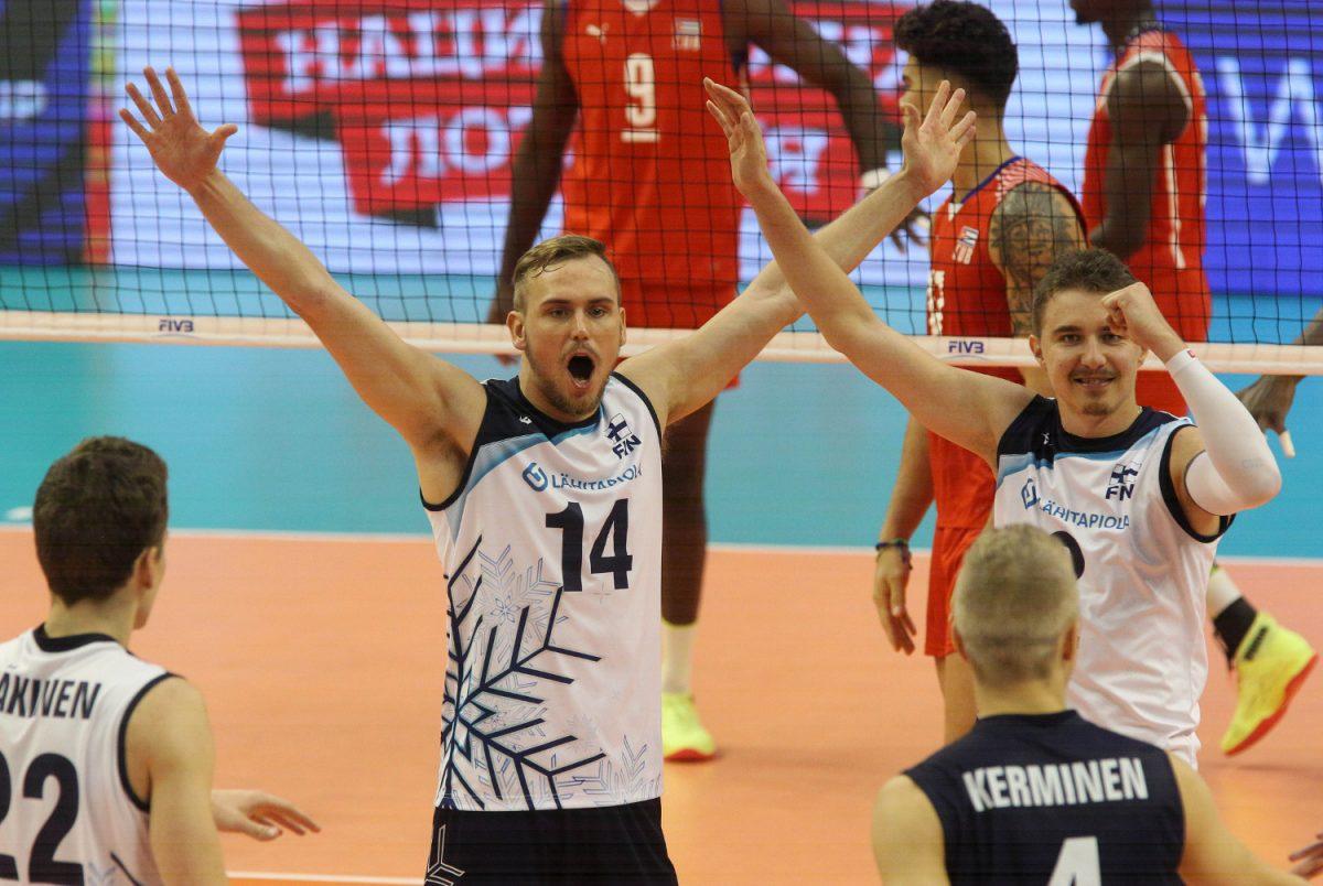 Vierasvoitto Savo Volleysta, maajoukkuepelaaja Markus Kaurto taas vahvuudessa – VaLePalle huippu-uutisia tuplasti