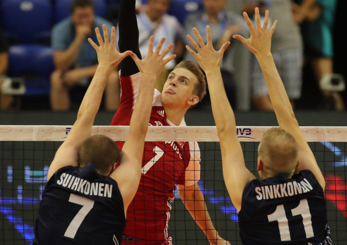 Suomen lentopallomiehet haastavat maailmanmestari Puolan