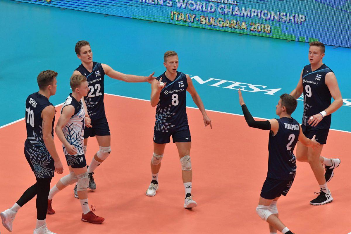 Suomen taival kuljettu lentopallon MM-kisoissa – kokonaissuoritus positiivinen