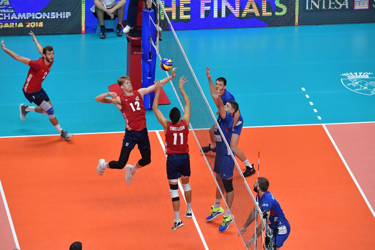 Lentopallon MM-kisat: Yhdysvallat voitti pronssia