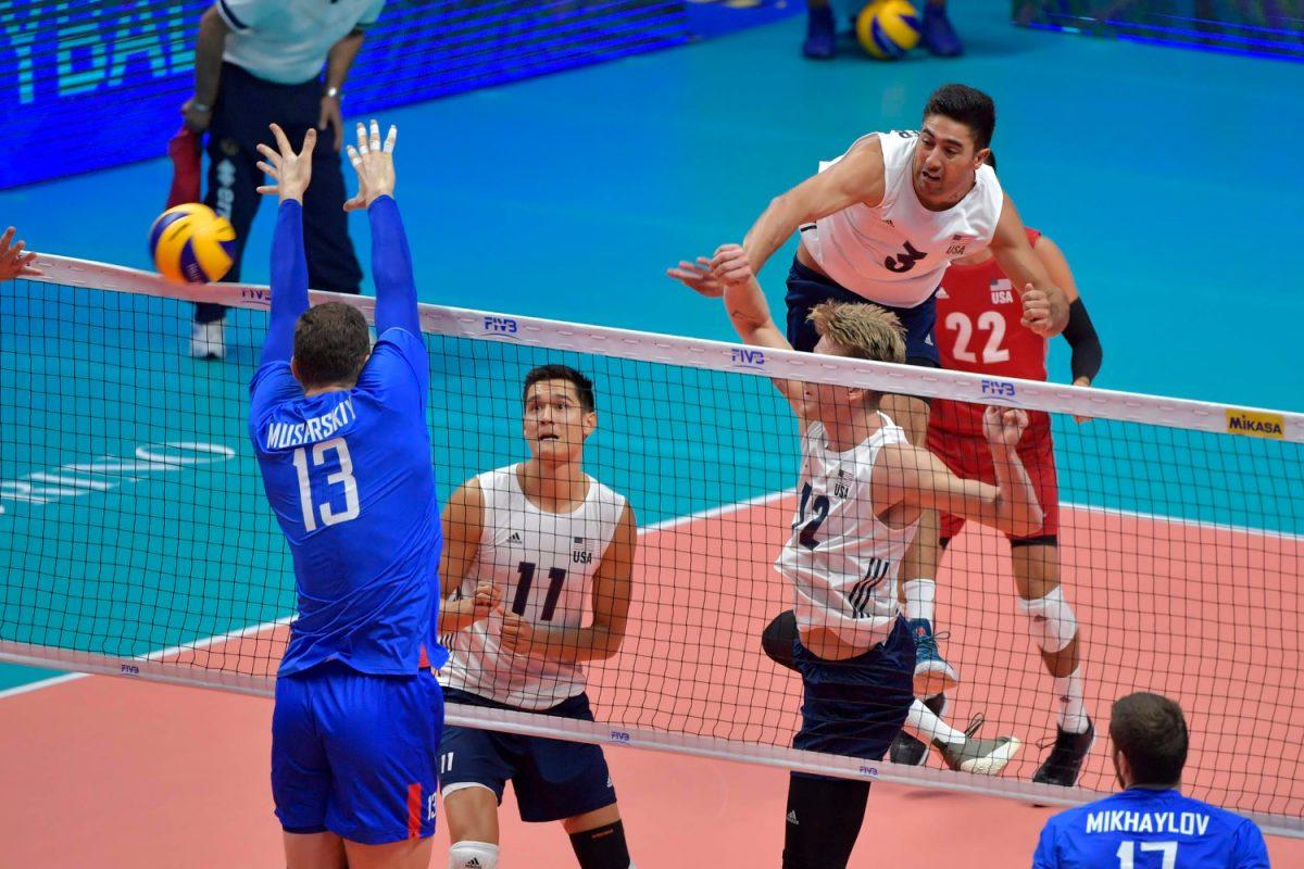 USA ja Brasilia välieriin MM-lentopallossa – Venäjä ulkona jatkosta