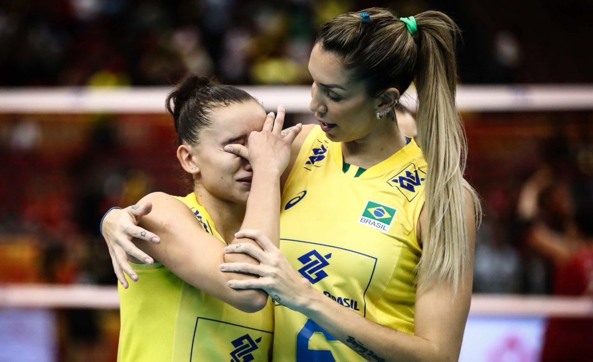 """""""Teimme uhrauksia perhe-elämän kustannuksella"""" – Brasilialle kitkerä pettymys MM-kisoissa"""