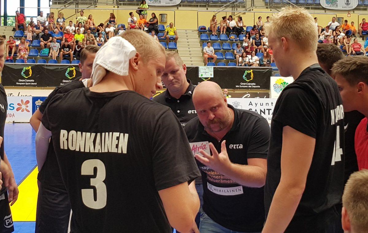 Oulun Ettan pelaamista ei ole nyt kiva katsoa, mutta usko omaan tekemiseen on avain uuteen tulemiseen