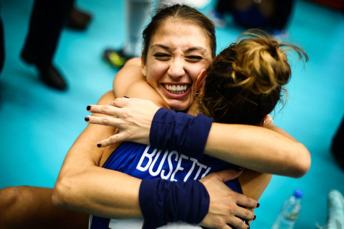 Lentopallon naisten MM-kisat: Loppuotteluun Italia ja Serbia