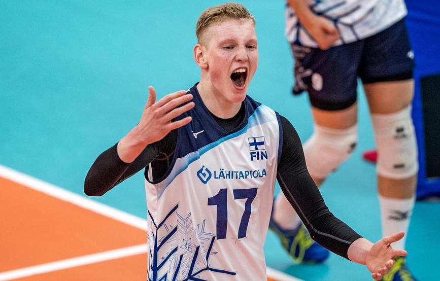 Nuori passari Fedor Ivanov nostettiin maajoukkueeseen kesken kesäliigan