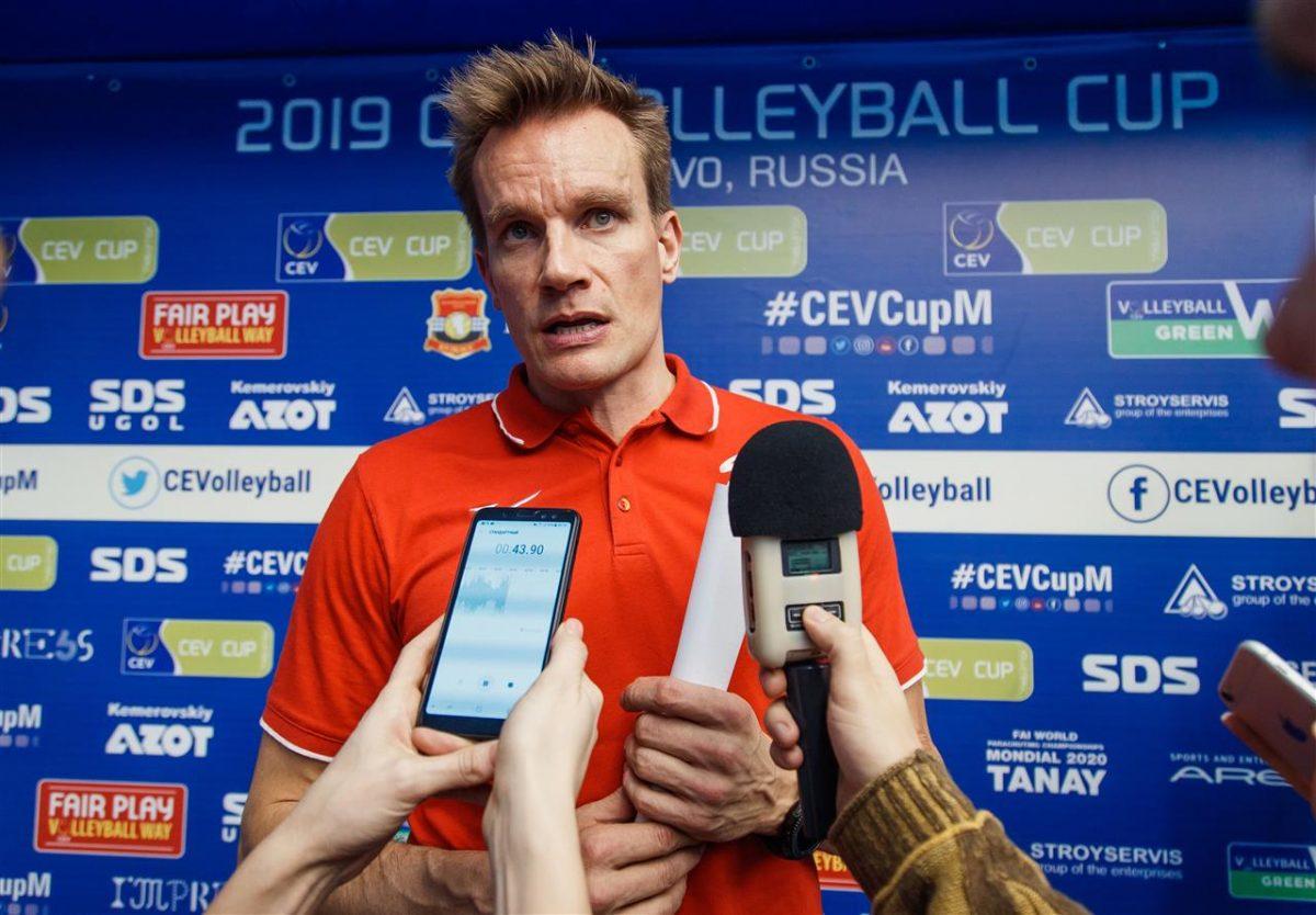 Tänään: Tuomas Sammelvuon ensimmäinen ottelu Venäjän valmentajana
