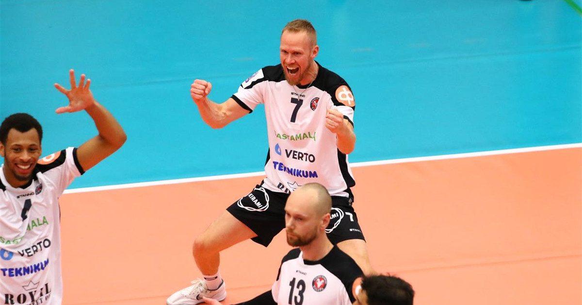 """Mikko Esko: """"Savo Volley himoitsee cupia, mutta emme mekään putkesta luovu"""""""