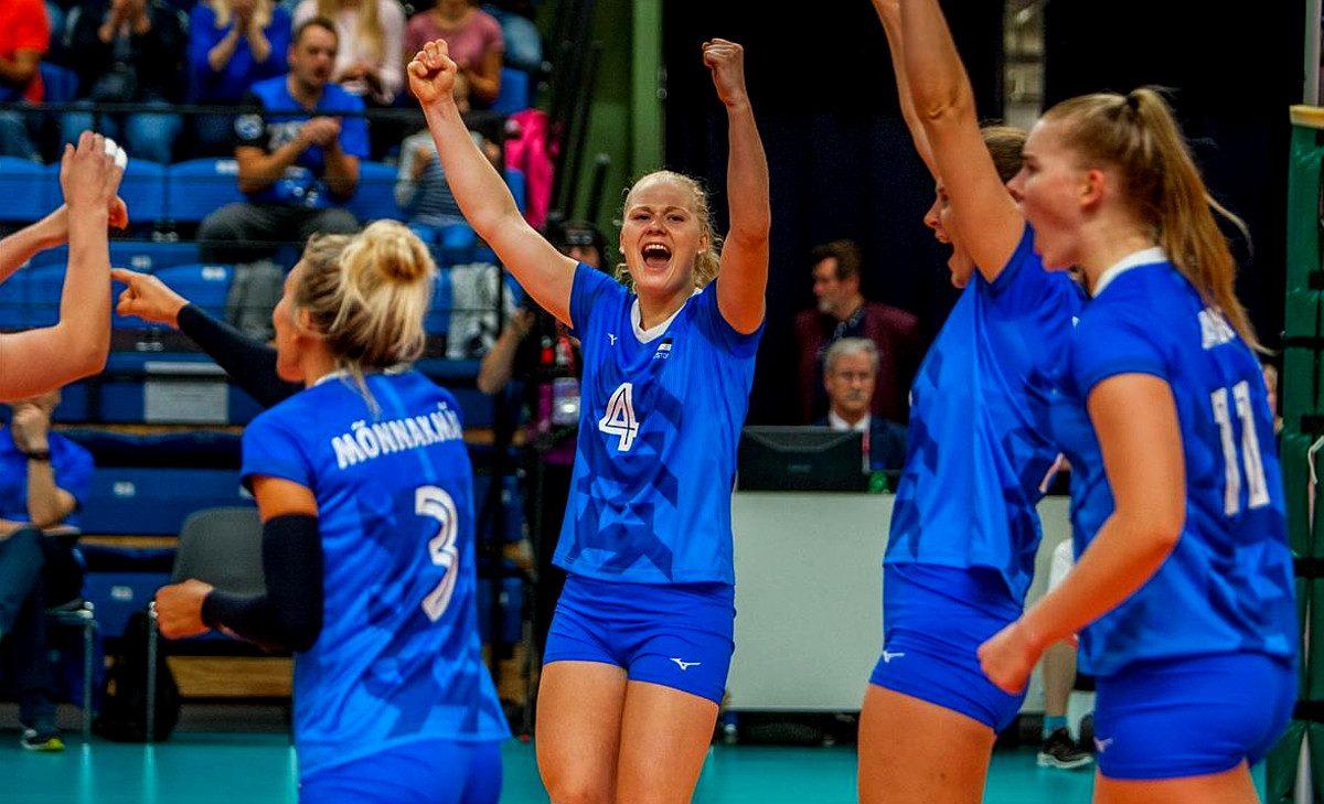 Suomen vaihtoehtokokoonpanolla meno päällä, Viro niukasti parempi