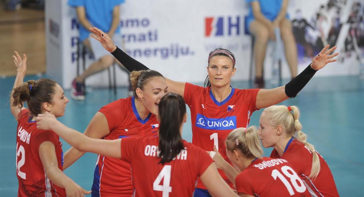 Euroopan kultainen liiga: Tshekki lentopallon naisten kesäliigan mestari 2019
