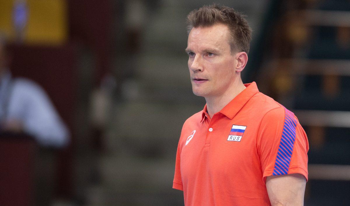 Venäjä arvioi lentopallovalmentaja Tuomas Sammelvuon aseman
