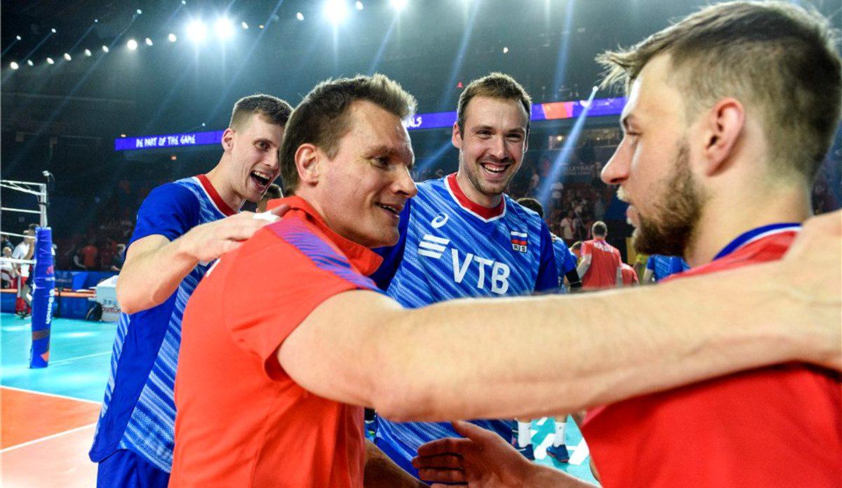 Tuomas Sammelvuon valmentama Venäjä valmistautuu lentopallon olympiaturnaukseen kuin mitään ei olisi tapahtunut