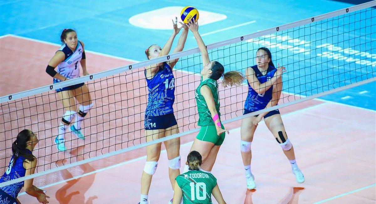 Suomi jäi alkulohkoon lentopallon EM-kisoissa – Bulgaria väkevä ratkaisuottelussa