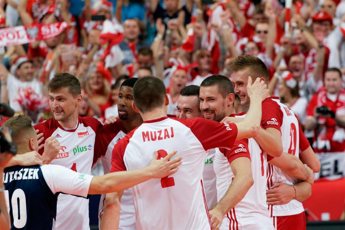 Lentopallon EM-kisat 2019: Puola voitti pronssia