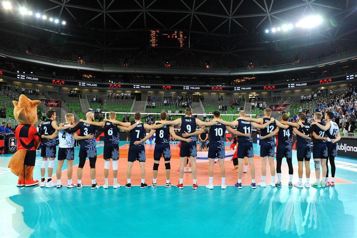Suomen miehille valtava pudotus lentopallon maailmanlistalla