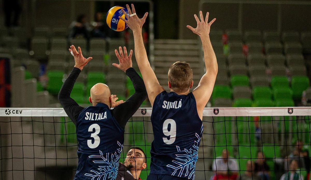 Savo Volley on ottanut kovan komennon lentopallon Mestaruusliigassa