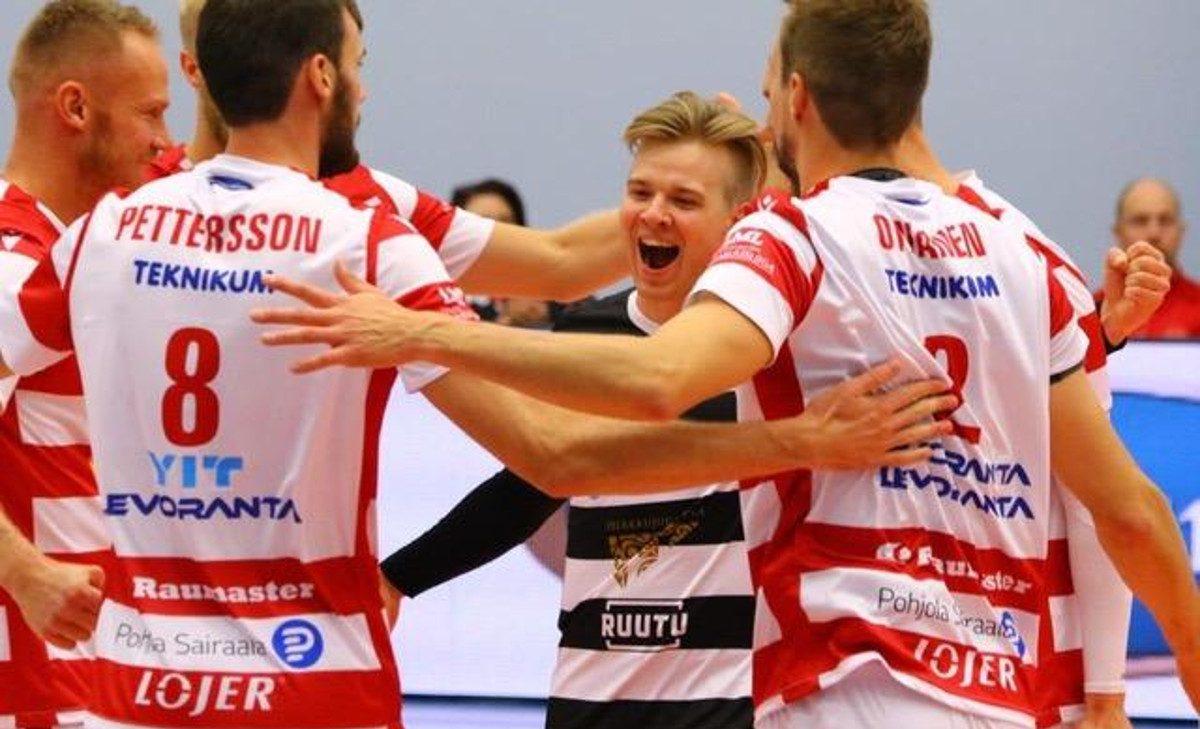 Lentopallon Suomen Cup: VaLePa mestaruuteen