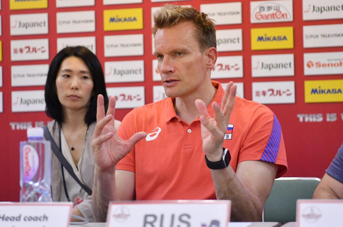 Tuomas Sammelvuo ei valmenna Venäjää olympialaisissa
