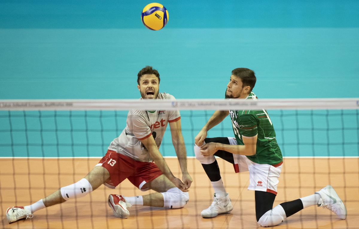 """Bulgarian vuoro yllättää lentopallon olympiakarsinnoissa – """"Voitimme yhden Euroopan parhaista"""""""