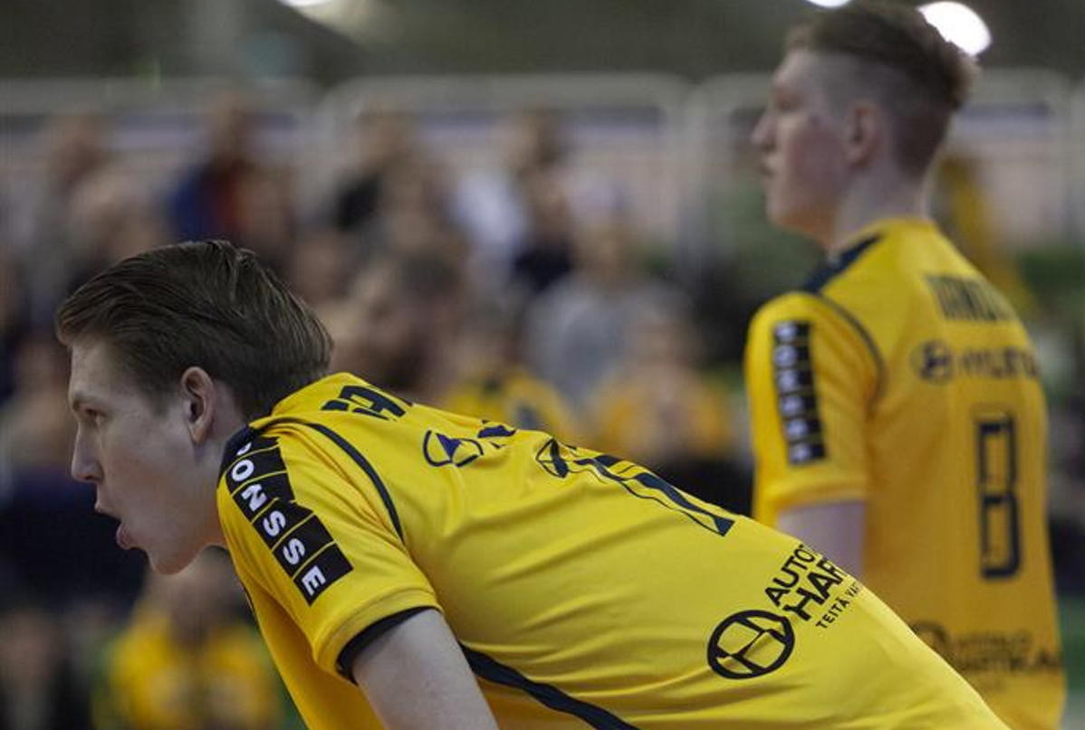 Nimimiehet sivussa, Savo Volleylle silti leveä voitto lentopallon Mestaruusliigassa