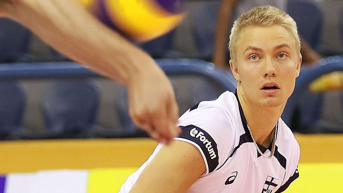 Lauri Kerminen pelasi 100 prosentin ottelun, vaikka otti osumaa välillä omiltakin
