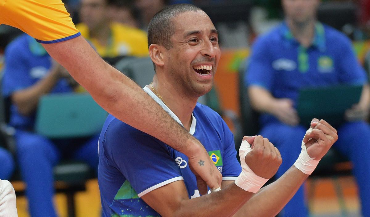 Legendaarinen lentopalloilija Sergio, 44, lopetti uransa