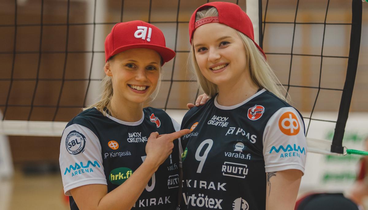 LP Kangasala voittaa runkosarjan lentopallon Mestaruusliigassa