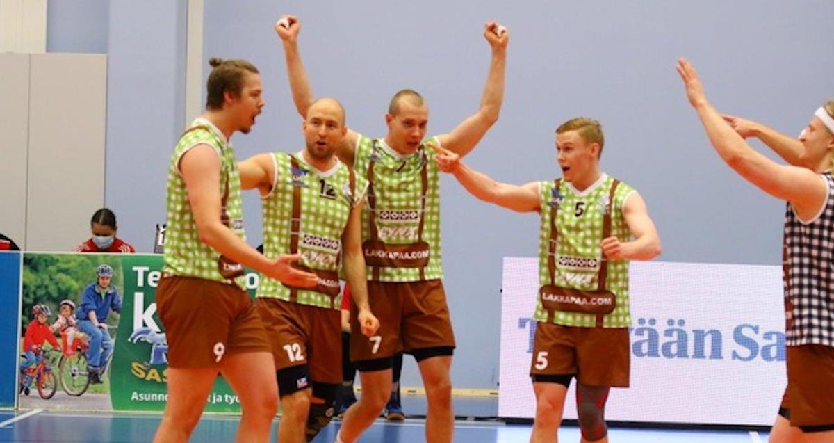 Eetu Häyrinen ja Saana Lindgren: lentopallon Mestaruusliigan pistepörssin voittajat 2021