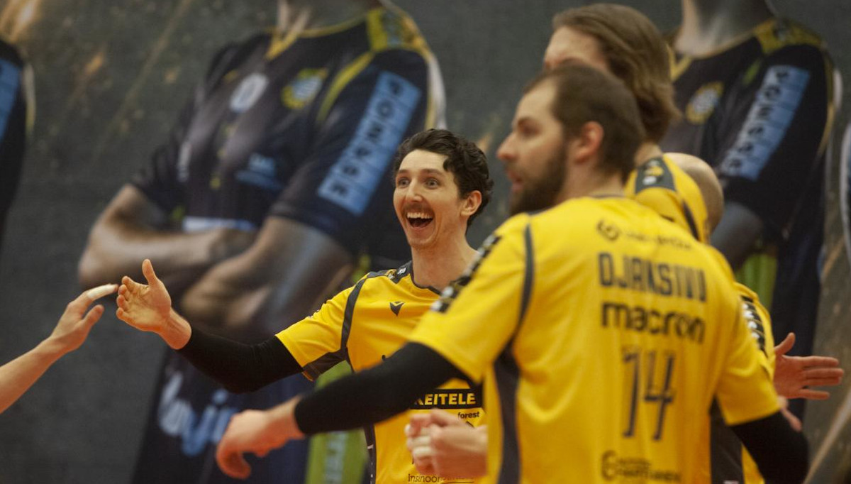 Savo Volley on noussut kärkeen lentopallon Mestaruusliigassa